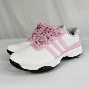 Adidas Woman's Soft Cleat Golf Shoes